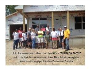 Habitat June 20 build on faithpub