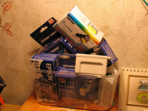 Printer Cartridge recycle