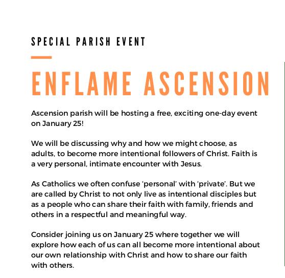 Enflame Ascension Description
