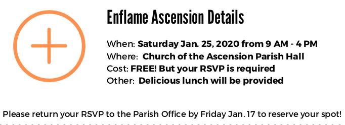 Enflame Ascension Details