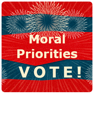 Archbishop's Moral Priorities for Voting
