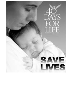 40 Days For Life Sign Up