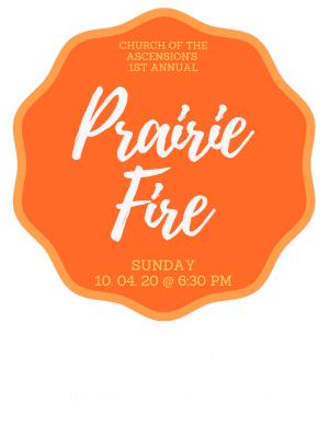 Prairie Fire Event