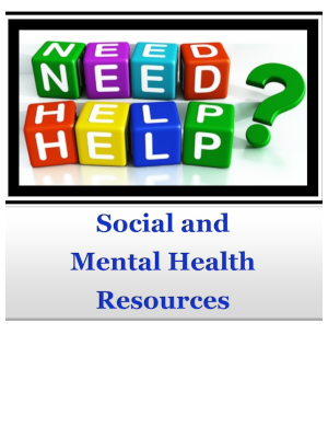 Mental Health Resource Guide