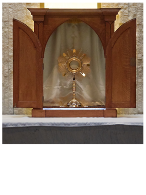 Adoration Chapel Information