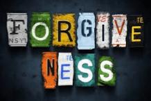 Forgiveness Class