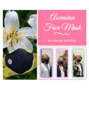 Ascension Face Masks