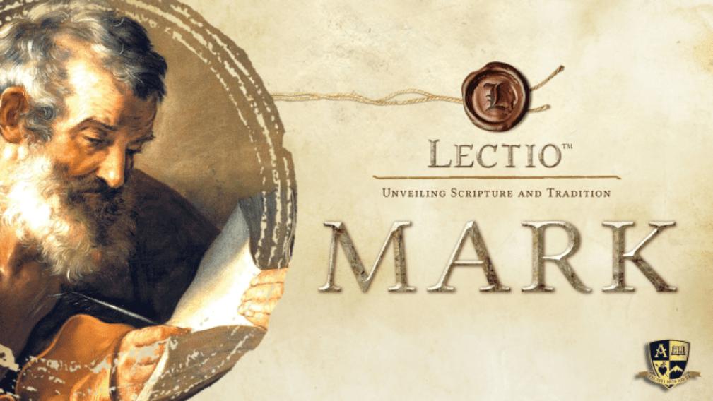 Lectio Mark
