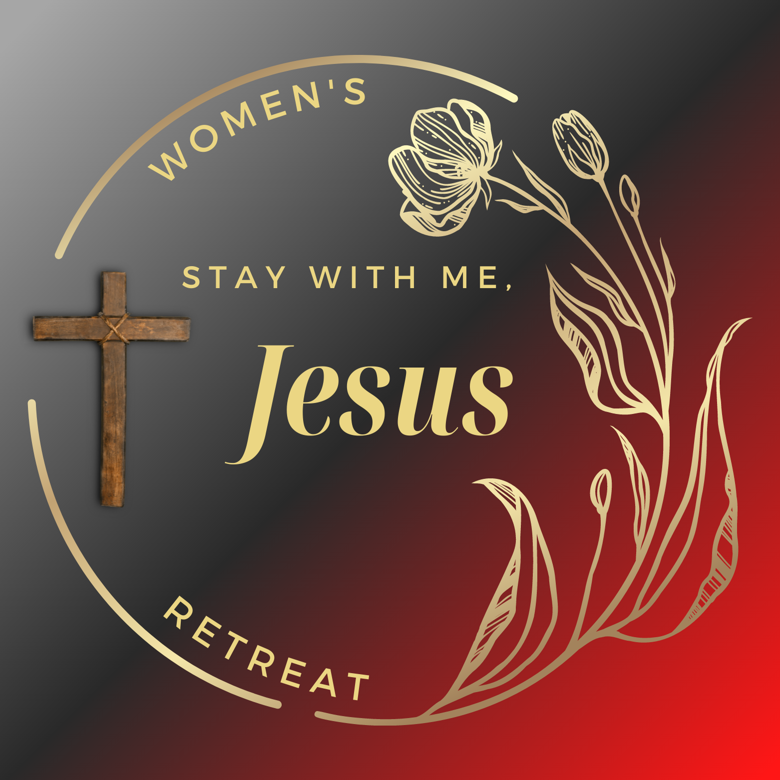 Stay With Me Jesus